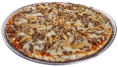 PIZZA BISTEC